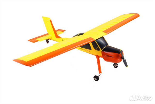 Р/у самолет EasySky PZL 104 Wilga 2000 (новый) купить в