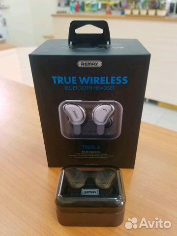 Наушники Bluetooth Remax TWS-1  94bd7d54ab6c3