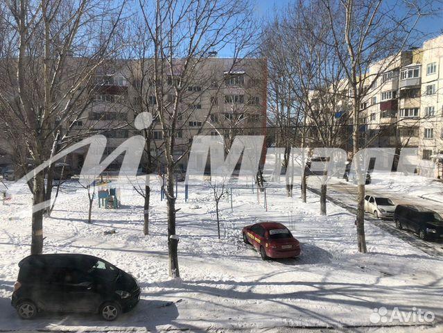 Продается трехкомнатная квартира за 7 600 000 рублей. Южно-Сахалинск, Сахалинская область, проспект Мира, 282.