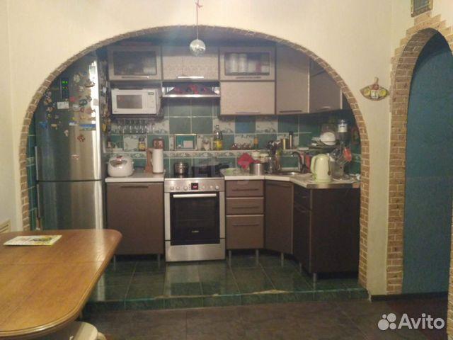 Продается четырехкомнатная квартира за 3 599 000 рублей. Клары Цеткин, 34.