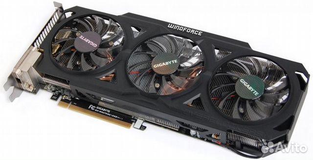Gigabyte AMD Radeon R9 270X 4Gb