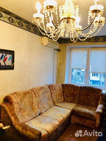 Продается четырехкомнатная квартира за 2 500 000 рублей. Ростовская область, улица Луначарского, 177.