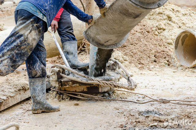 грязи бетон купить