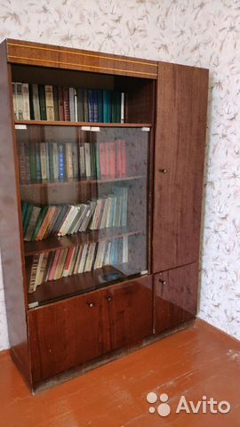 Книжный шкаф купить 1