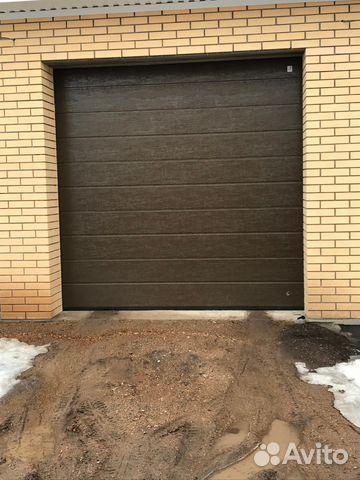 Ворота гаражные 89177444999 купить 1