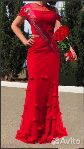 f5e56b4ae99 Платье вечернее  Платье на выпускной купить в Республике Крым на ...