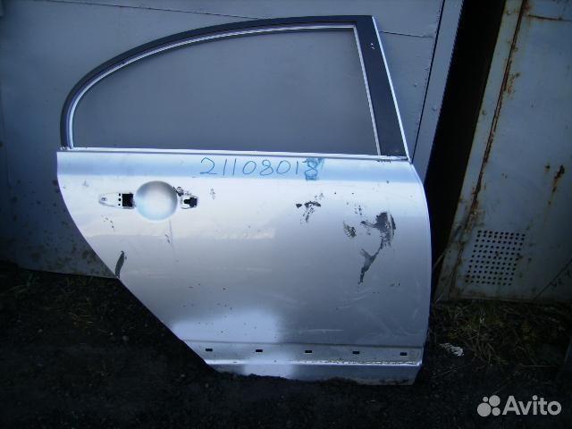 задняя дверь для honda civiv 4d 2012г