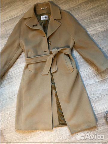 7ad73d4595d Новое пальто Италия оригинал 2019 купить в Санкт-Петербурге на Avito ...