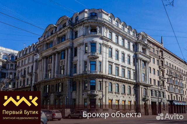 Продается недвижимость за 65 000 000 рублей. г Санкт-Петербург, Каменноостровский пр-кт, д 36/73.