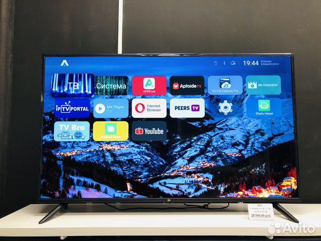 Телевизор 4А 50 4К На Русском языке купить 1