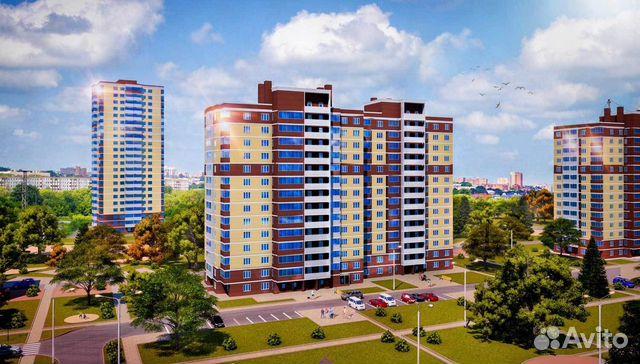 Продается трехкомнатная квартира за 2 700 000 рублей. г Тула, ул Новомосковская, д 21.