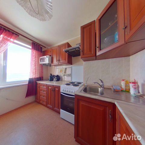 Продается однокомнатная квартира за 1 950 000 рублей. г Мурманск, ул Капитана Маклакова, д 23.