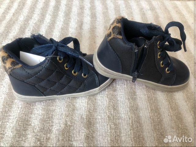 Новые деми ботинки из Норвегии 89113422736 купить 1