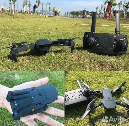 Новый дрон Eachine e58 с HD камерой 720p купить 6