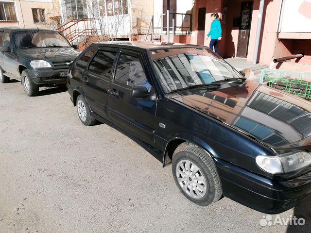 Купить ВАЗ (LADA) 2114 Samara пробег 40 000.00 км 2006 год выпуска