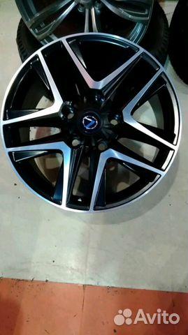 Диски R22 Lexus LX570