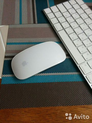 Мышь Apple Magick Mouse