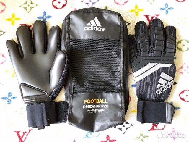 b4c01b82 Вратарские перчатки Adidas купить в Москве на Avito — Объявления на ...