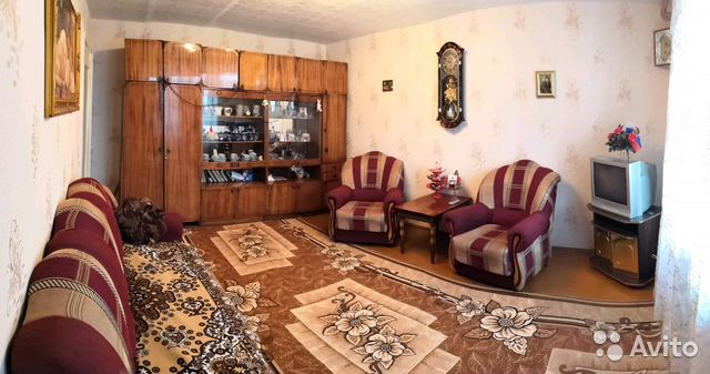 Продается двухкомнатная квартира за 1 400 000 рублей. Тамбовская обл, г Рассказово, ул Пролетарская, д 78.