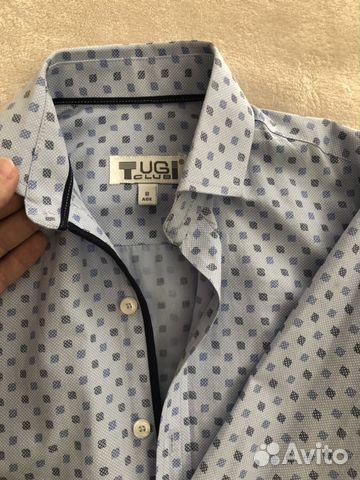 Детская рубашка(Турция) 8л 89097731010 купить 2