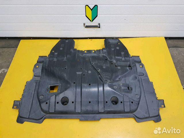 89625003353 Защита двс Subaru Forester, SG5, EJ20