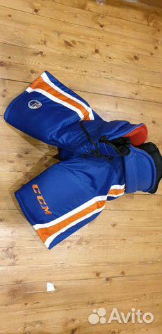 89036020550 Хоккейные трусы CCM HP45X, р. XL+1, Edmonton, nhl