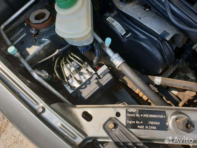 Купить Chery QQ6 (S21) пробег 125 690.00 км 2010 год выпуска