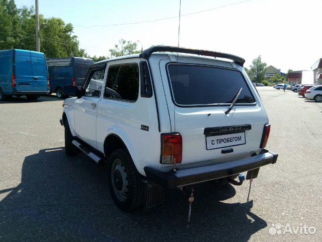 Купить ВАЗ (LADA) 4x4 (Нива) пробег 82 000.00 км 2011 год выпуска