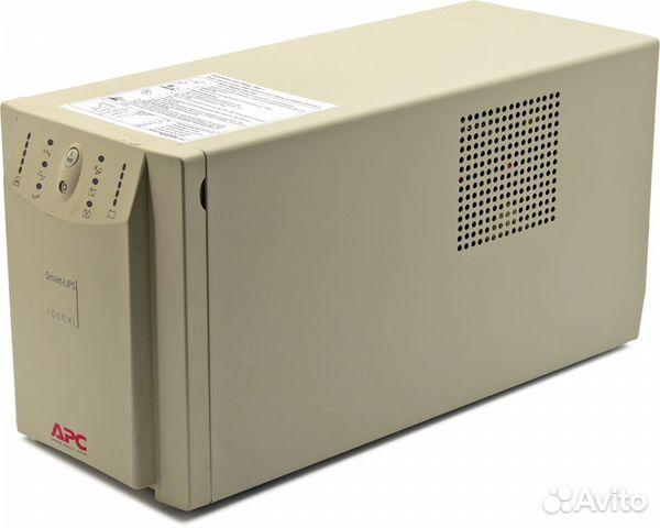 APC Smart UPS SU1000 89278222042 купить 1