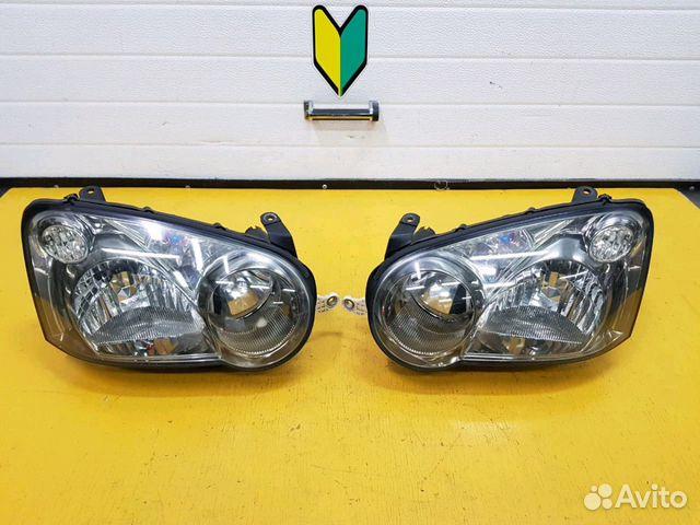 89625003353 Фары передние комплект Subaru Impreza WRX, GDA, EJ