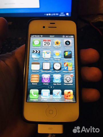 iPhone 4s iOS 6