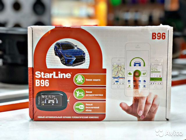 StarLine B96 2CAN+2LIN— фотография №1