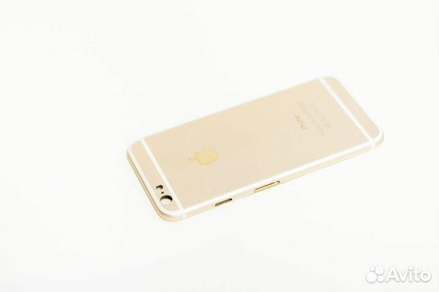 Корпус iPhone 6 Gold 89622593902 купить 3