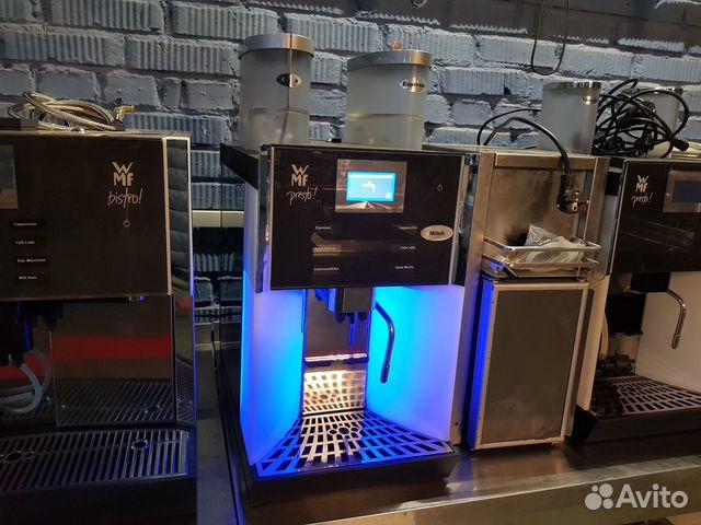 Кофемашина суперавтоматическая