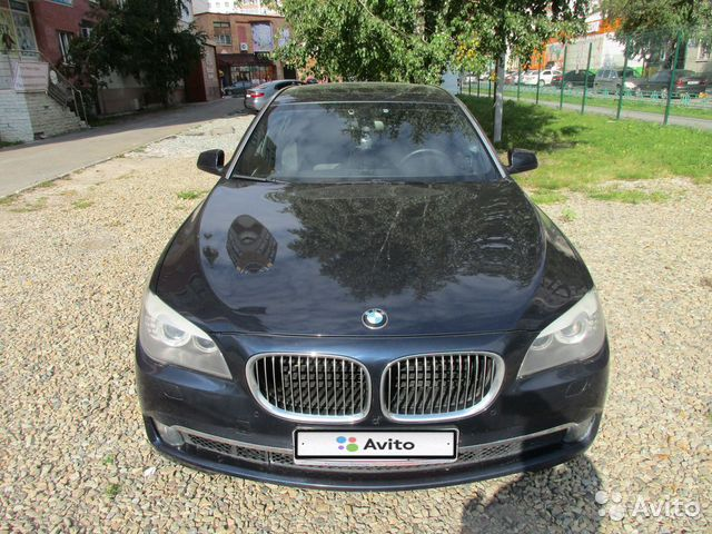 BMW 7 серия, 2011 89829613649 купить 10