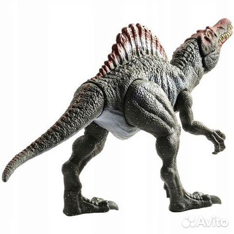 Jurassic World Мир юрского периода - спинозавр купить 5