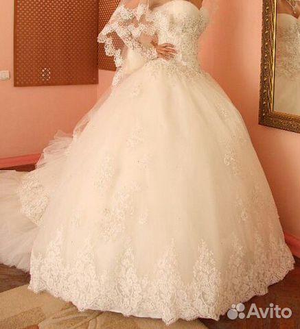Свадебные платья авито.ру