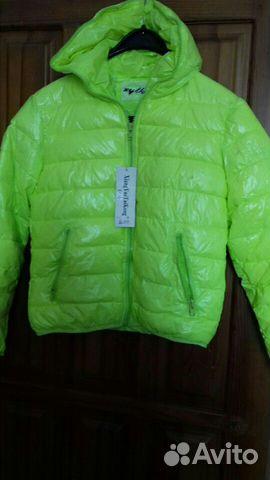 Куртка новая 42-44 раз