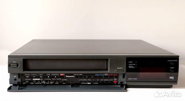 Видеомагнитофон Panasonic NV-25 (Япония)  купить 2