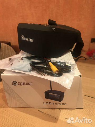 Видеошлем Eachine EV800 5 800x480 FPV Goggles 5.8 89529560318 купить 4