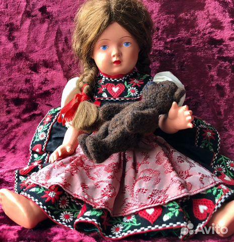 Кукла антикварная Германия  купить 7