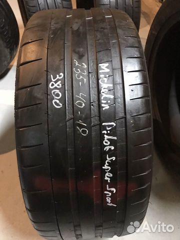 89380001718 235/40/19 Pirelli, Michelin