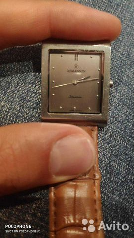 Продать часы романсон спб золото 24 ломбард часа