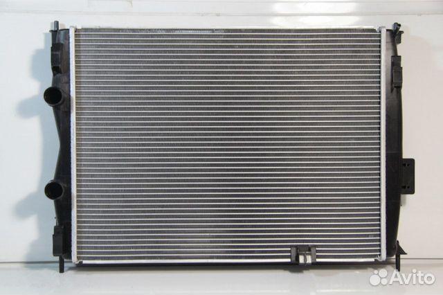 89190333000 Радиатор охлаждения Nissan Qashqai 2007-2012