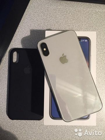 iPhone X 64gb обмен на iPhone 11