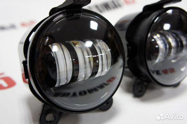 Фары противотуманные LED 40W Газель Газель Бизнес 89091779933 купить 2