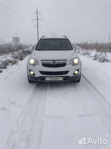Opel Antara, 2012 купить 8