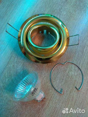 Светильник встраиваемый 89176095586 купить 2