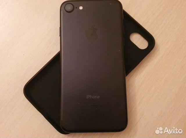 Телефон iPhone 7 на 32гб 89510861069 купить 2