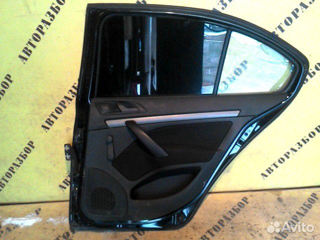 Дверь задняя правая Skoda Octavia (A5) 2004-2013